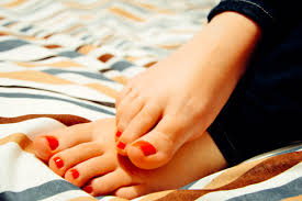 SUMMER PEDICURE COUPON SPECIAL